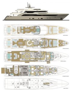 Superconero Crn Ferretti Group 33