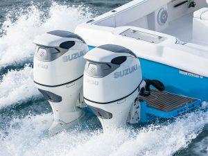 Suzuki DF 350 suzuki watergrip
