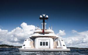 Areti Lurssen yacht