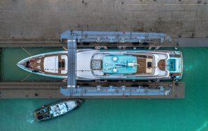 CRN Latona 50m yacht barche