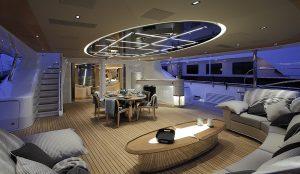 Perini Seven videoworks yacht 22