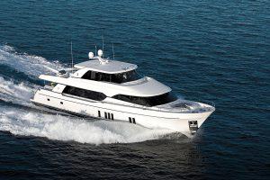 Ocean Alexander yacht