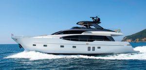 Sanlorenzo SL78 yacht