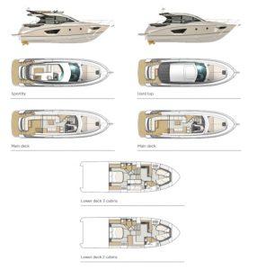 Bénéteau Gran Turismo 50 yacht barchemagazine