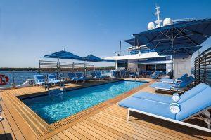 Benetti Seasense yacht design
