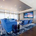 Benetti Seasense Main Deck TV Lounge (2)