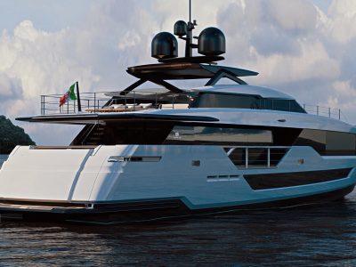 Custom Line 106, anteprima mondiale al Salone di Venezia
