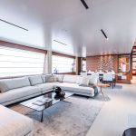 Main deck lounge NAVETTA 33 2017-179