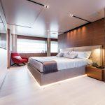 Master suite NAVETTA 33 2017-157