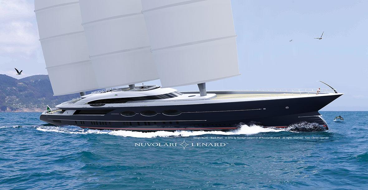 Nuvolari Lenard Il Coraggio Di Creare Uno Yacht Che Sara Un Classico