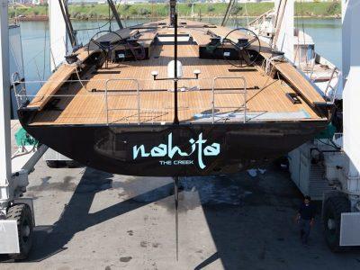Wally 93 Nahita, il super cruiser-racer