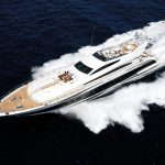 Leopard 46  yacht design