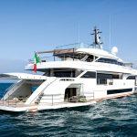 Wider 150 yacht design