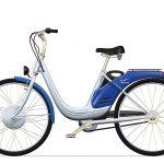 bici elettrica Albatros Piaggio