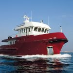 Columbus Yachts Sport Hybrid Cantiere Navale di Pesaro Naumachos 82