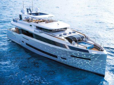 Sirena Yachts85 Rph, la nuova ammiraglia. Parla Ipek Kiraç