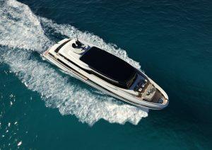 Extra 126 di ISA Yachts 8