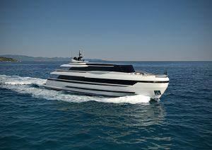 Extra 126 di ISA Yachts 3