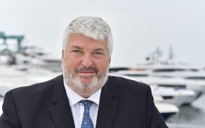 Gregory Yeakle Gulf Craft's CEO