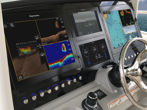 Raymarine, arriva Lighthouse 3 anche per le serie eS e gS
