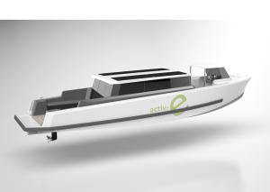H30 yacht design Compasso d'oro adi 2018 Reboat Limousine 3