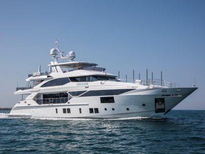 Ecco Charade, sesta unità dei Fast 125 di Benetti Yachts