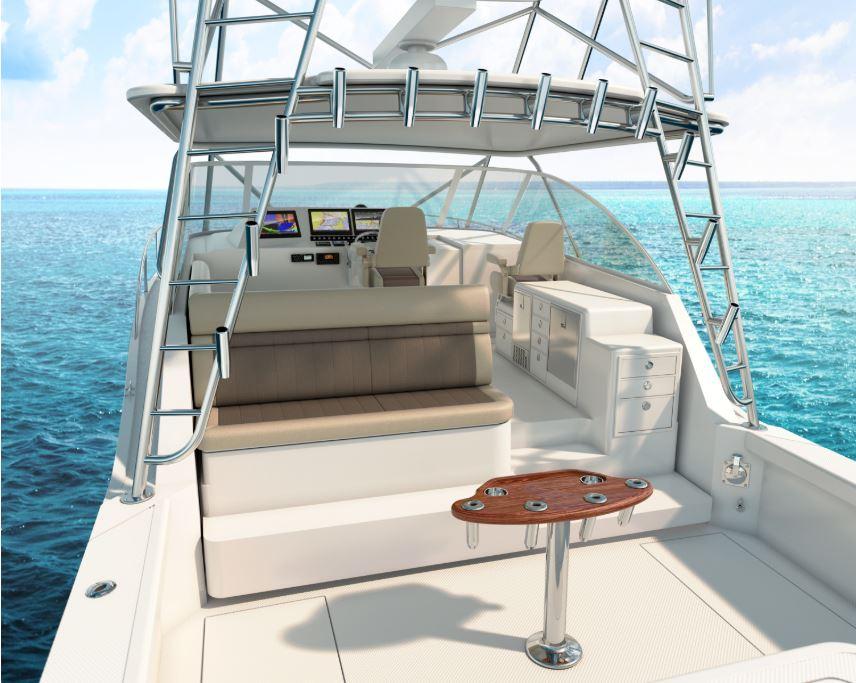 Hatteras Rilancia Il Marchio Cabo Al Miami Yacht Show 2019