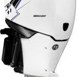 fuoribordo o EFB Mercury Racing Verado 400R White Port Angle