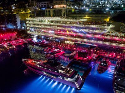 Sting in concerto per Ferretti Group allo Yacht Club de Monaco