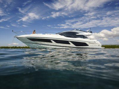 Sunseeker, ecco il nuovo 74 Sport Yacht