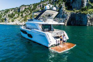Nautica fusaro Absolute yachts