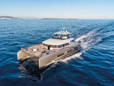 Lagoon Seventy8, supercat a motore. Un nuovo modo di intendere  gli yacht
