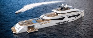 Rosetti Superyachts 52 metri Supply Vessel vd