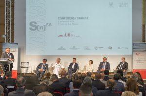 Press Conference 58 Salone Nautico Genova c