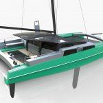 h3o yacht design Airmax 54