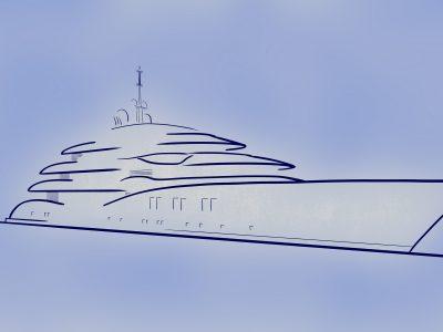 CRN, venduto il nuovo 70 metri firmato Vallicelli Design
