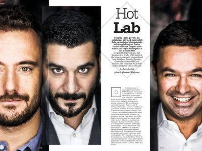Hot Lab: 100% Italian creativity, with the desire to amaze