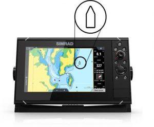 Navico Lowrance Link-9 VHF, Simrad RS40 VHF e B&G V60 VHF f