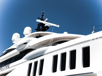 Benetti Spectre, 69 meters in the sign of Ian Fleming…