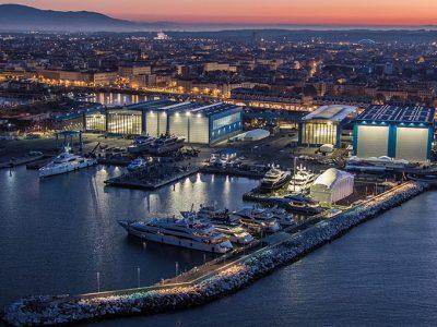 Benetti Yachts, la fabbrica dellemeraviglie