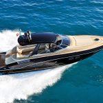 Yacht design  Sarnico Spider 46 GTS_2012