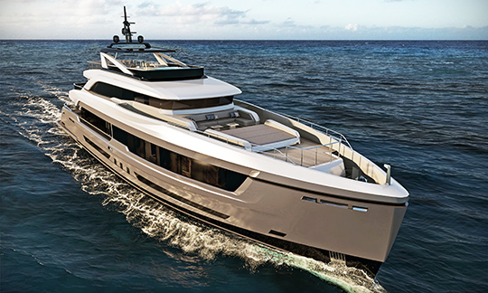 Fraser Yachts: Mengi Yay Virtus 44