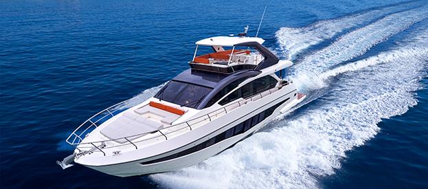 Astondoa sets course to Miami Yacht Show