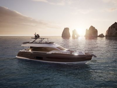 50 years of Azimut Yachts, an entire year of celebrations
