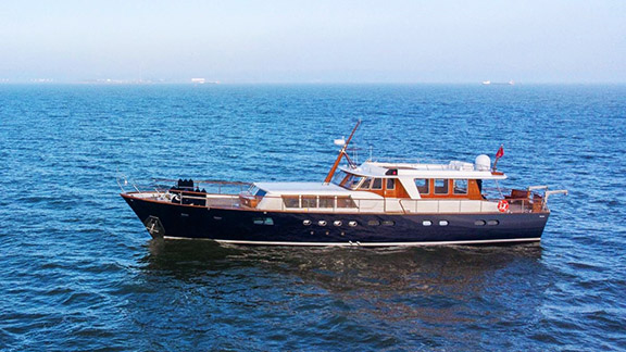 Feadship Caravelle, refit of a classic