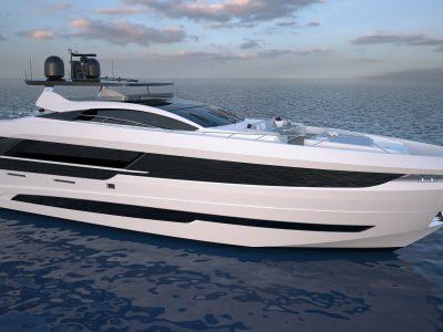 Mangusta GranSport 33: Il design incontra la tecnologia