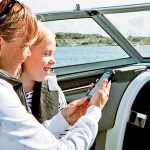Volvo Penta Easy Connect - onboard smartphone