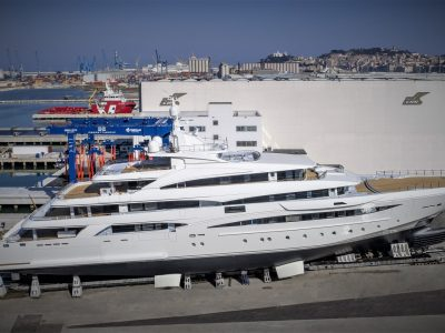 CRN, the new 79 meters is ready for the launch…
