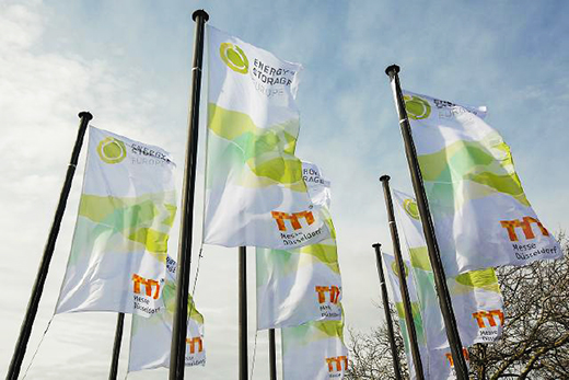 Energy Storage Europe, international trade fair for the energy industry
