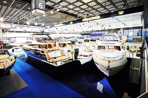 Princess Yachts starts 2019 with strong sales at the Boot in Düsseldorf